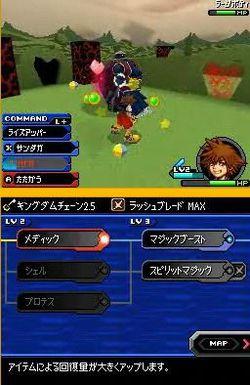 Kingdom Hearts Re Coded - 21