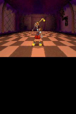 Kingdom Hearts Re Coded - 2