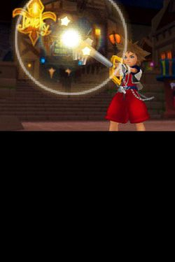 Kingdom Hearts Re Coded - 9