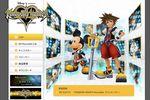 Kingdom Hearts Re coded - site officiel japonais