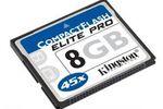 kingston CF ElitePro 8GB (Small)
