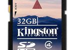 Kingston Elite Pro SDHC 32 Go