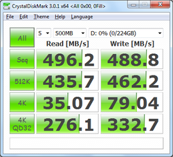 Kingston HyperX 3K 1