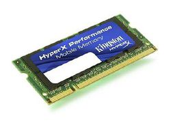 Kingston SO?DIMM HyperX PC2?6400 CL4