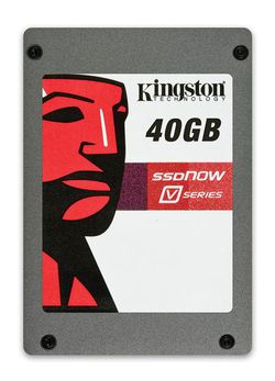 Kingston SSDnow SSD Serie V 40 Go MLC 02