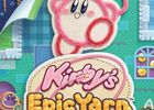 Kirby\'s Epic Yarn - jaquette US