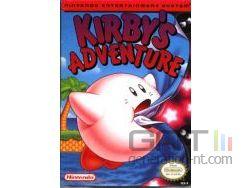 Kirby's Adventure - Pochette
