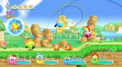 Kirby's Adventures (1)