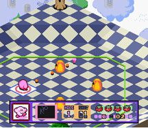 Kirby dream course image 1
