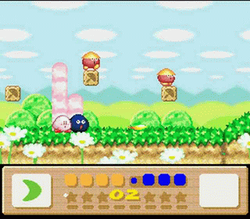 Kirby Dream Land 3 - 1
