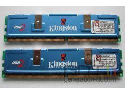 Kit Mémoires Kingston