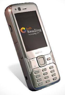 knfbReading Nokia N82