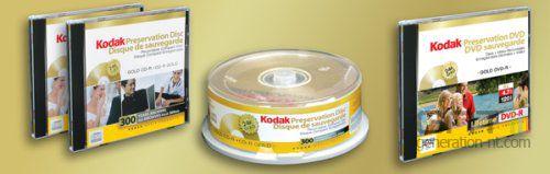 Kodak preservation