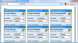 KoXo Administrator screen 2