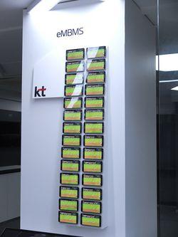 KT eMBMS