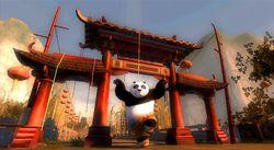 Kung Fu Panda Xbox 360 (2)