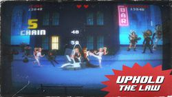 Kung Fury Street Rage - 3