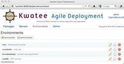 Kwatee Agile Deployment