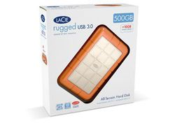LaCie Rugged USB 3.0 boîte