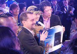Lancement PS4 Japon