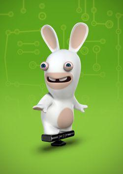 Lapins cretins Kinect (1)