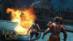 Lara Croft et le gardien de la lumière (1)