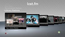 Last.FM interface (1)