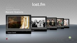 Last.FM interface (5)
