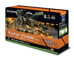 Leadtek winfast px8800 ultra bo