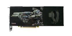 Leadtek WinFast PX9800 GX2 front