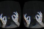 Leap Motion VR