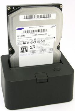 Lecteur HD SATA 2