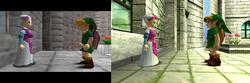 Legend of Zelda : Ocarina of Time 3D - 2
