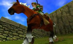 Legend of Zelda : Ocarina of Time 3D - 5