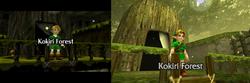 Legend of Zelda : Ocarina of Time 3D - 7
