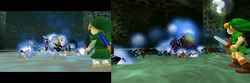 Legend of Zelda : Ocarina of Time 3D - 9