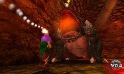Legend of Zelda : Ocarina of Time 3DS - 5