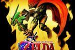 Legend of Zelda : Ocarina of Time 3DS - artwork