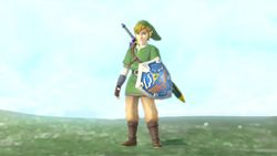 Legend of Zelda : SkyWard Sword - 1