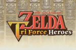 Legend of Zelda TriForce Heroes - logo