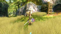 Legend of Zelda Twilight Princess HD - 1