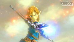 Legend of Zelda Wii U - 1