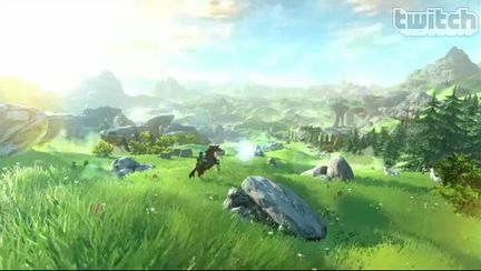 Legend of Zelda Wii U - 4
