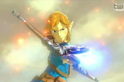 Legend of Zelda Wii U - vignette