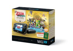 Legend of Zelda : Wind Waker HD - pack Wii U 1