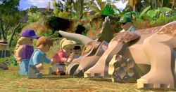 LEGO Jurassic World - 1