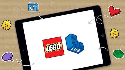 Le réseau social pour les plus jeunes — Lego Life