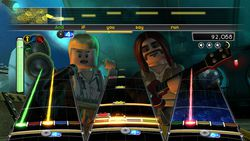 Lego Rock Band - Bowie (1)