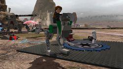 LEGO Star Wars III La Guerre des Clones - Image 2