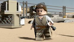 LEGO Star Wars Reveil de la Force - 1.